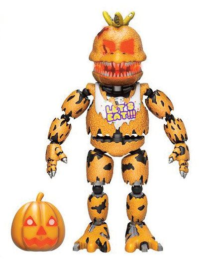 Five Nights at Freddy's Action Figure Jack-O-Chica 13 cm