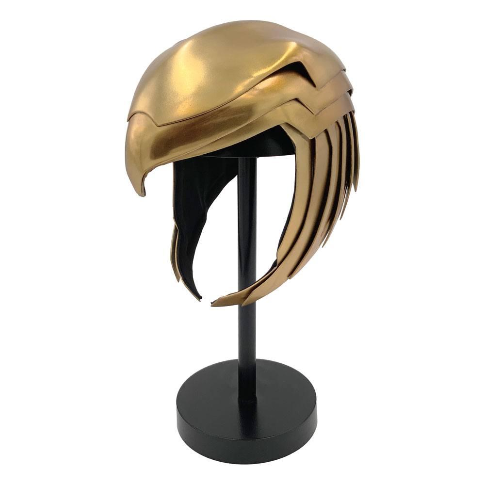 Wonder Woman 1984 Replica 1/1 Golden Armor Helmet
