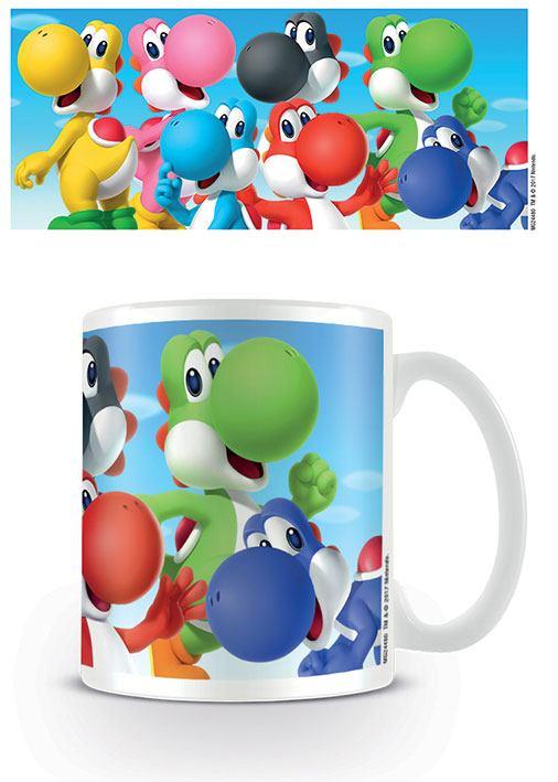 Super Mario Mug Yoshi's