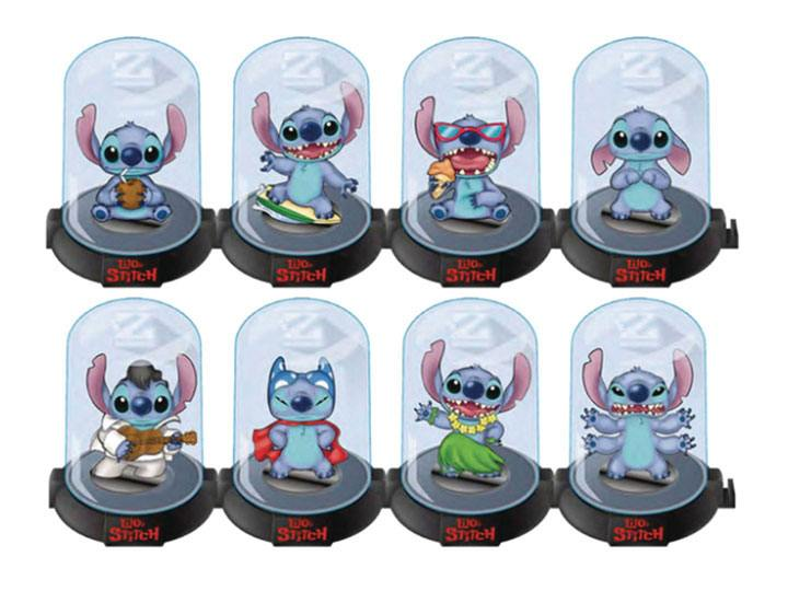 Lilo & Stitch Domez Mini Figures 7 cm Series 3 Display (24)