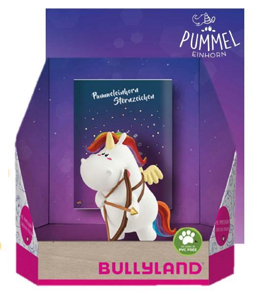 Chubby Unicorn Zodiac Figure Chubby as Sagittarius Single Pack 6 cm
