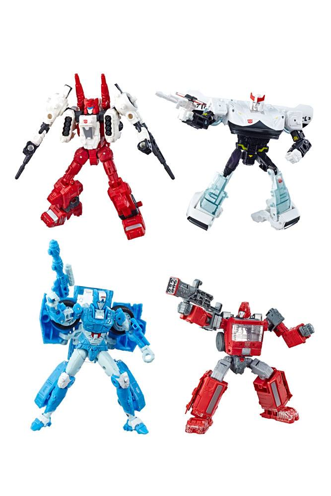 Transformers Generations War for Cybertron: Siege Action Figures Deluxe 2019 Wave 2 Assortment (8)