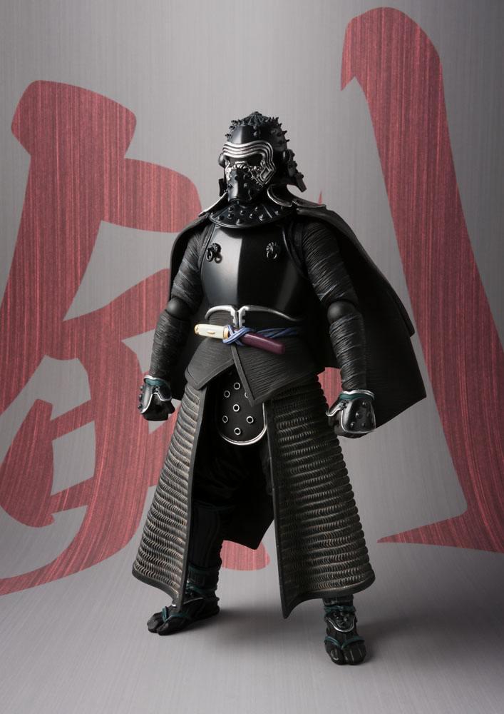 Star Wars Meisho Movie Realization Action Figure Samurai Kylo Ren 18 cm