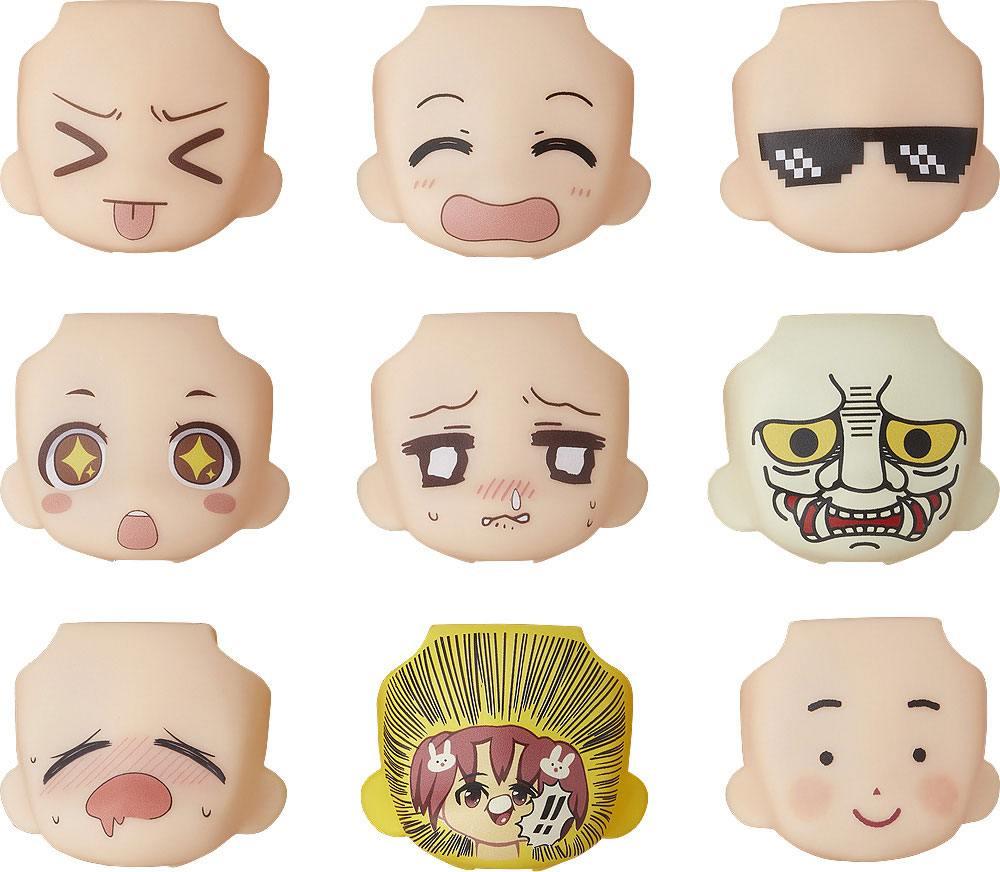 Nendoroid More Decorative Parts for Nendoroid Figures Face Swap 03