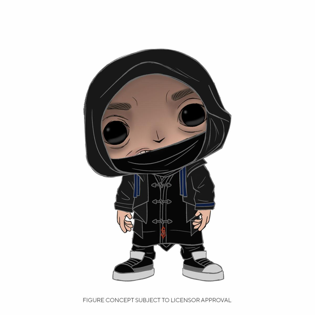 Slipknot POP! Rocks Vinyl Figure Sid Wilson 9 cm