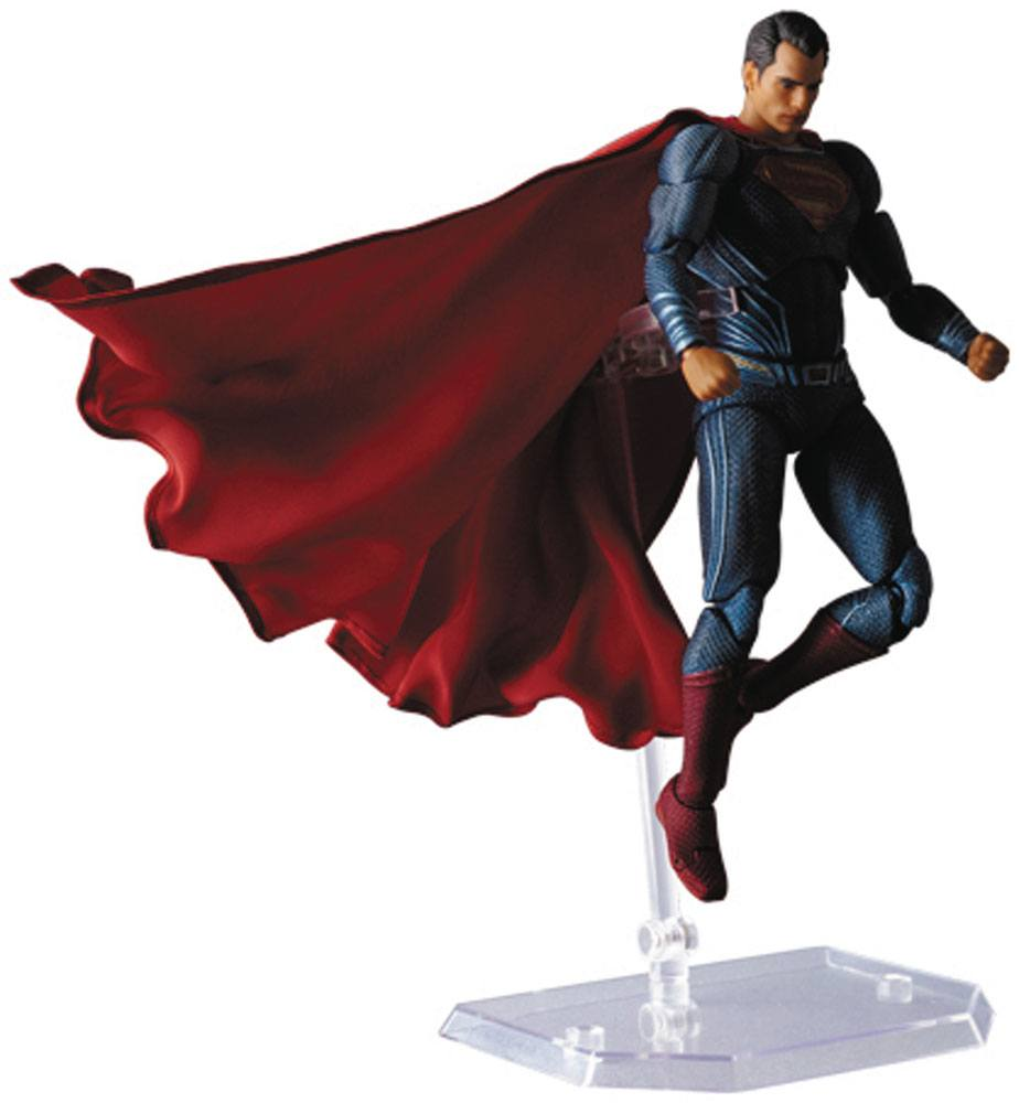 Batman v Superman Dawn of Justice Miracle Action Figure Superman Previews Exclusive 15 cm