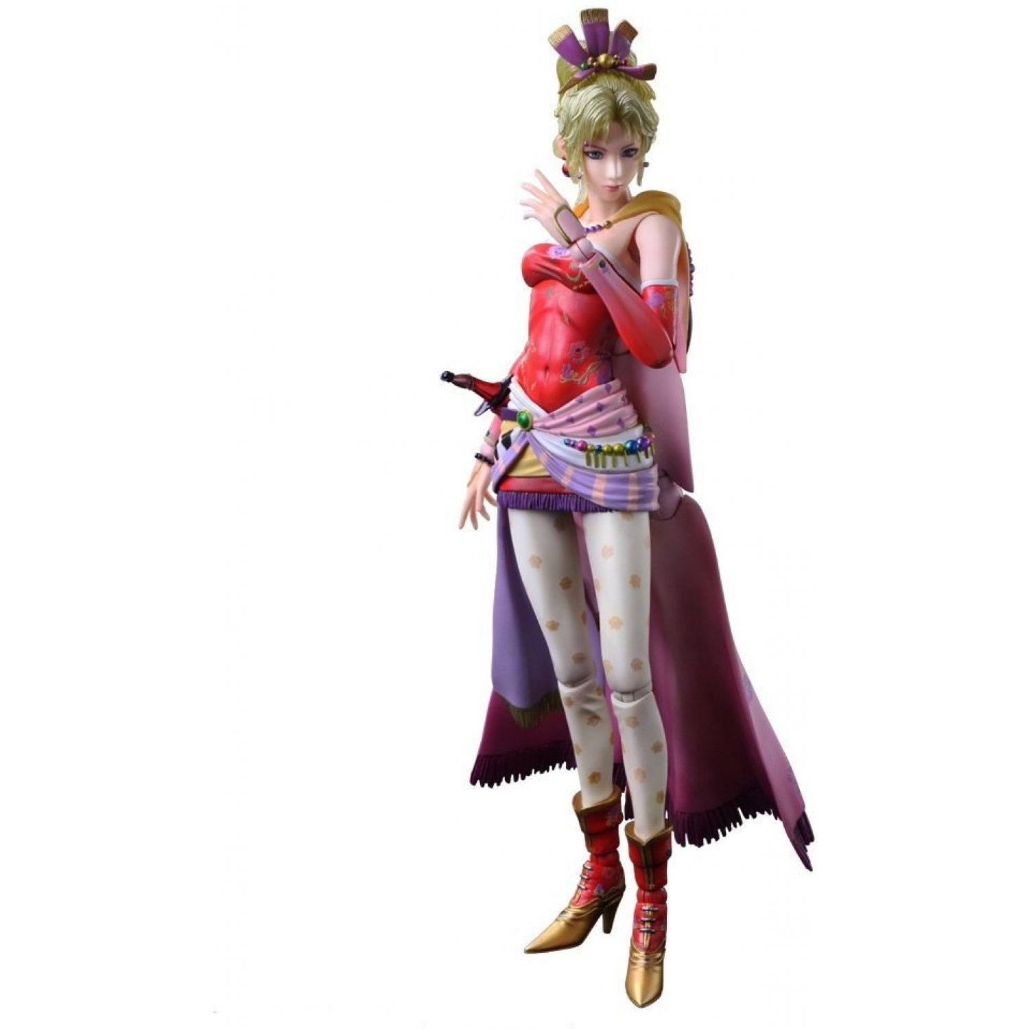 Dissidia Final Fantasy Play Arts Kai Action Figure Terra Branford 25 cm