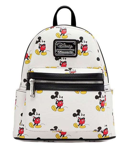 Disney by Loungefly Backpack Mickey AOP