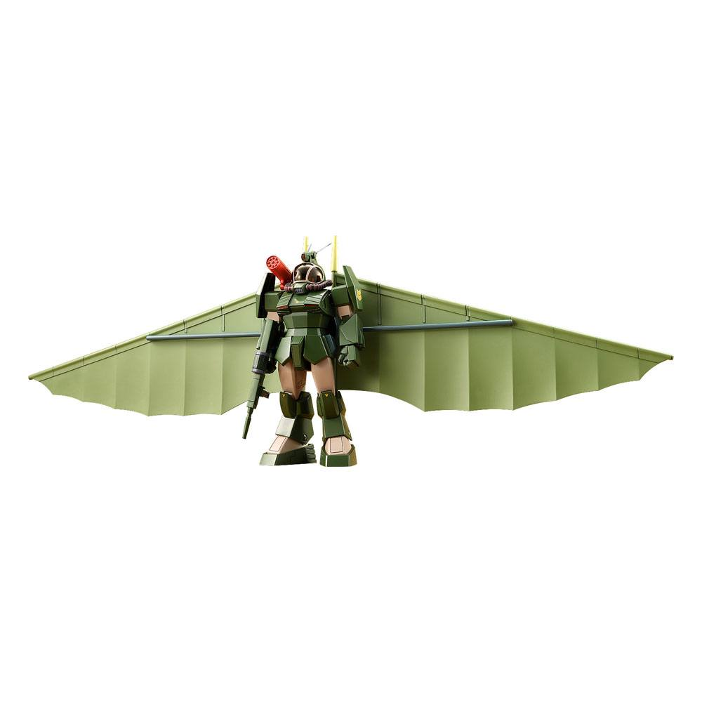 Fang of the Sun Dougram Combat Armors MAX25 Plastic Model Kit 1/72 Soltic H8 Roundfacer Hang Glider