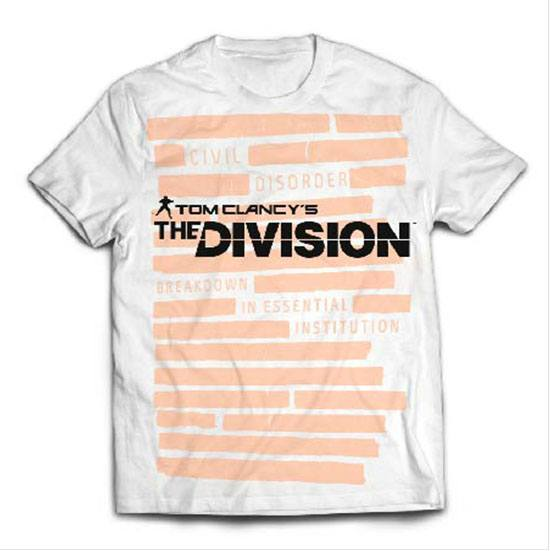 The Division T-Shirt Breakdown Size XL