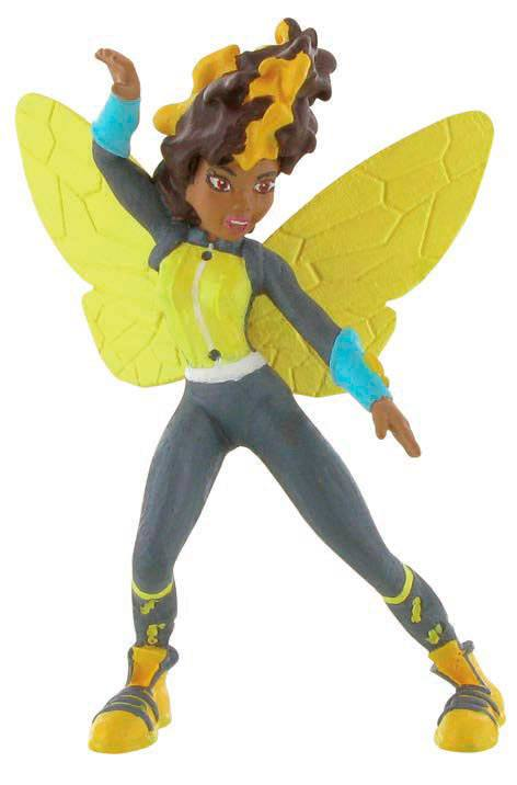 DC Comics Super Hero Girls Mini Figure Bumble Bee 9 cm