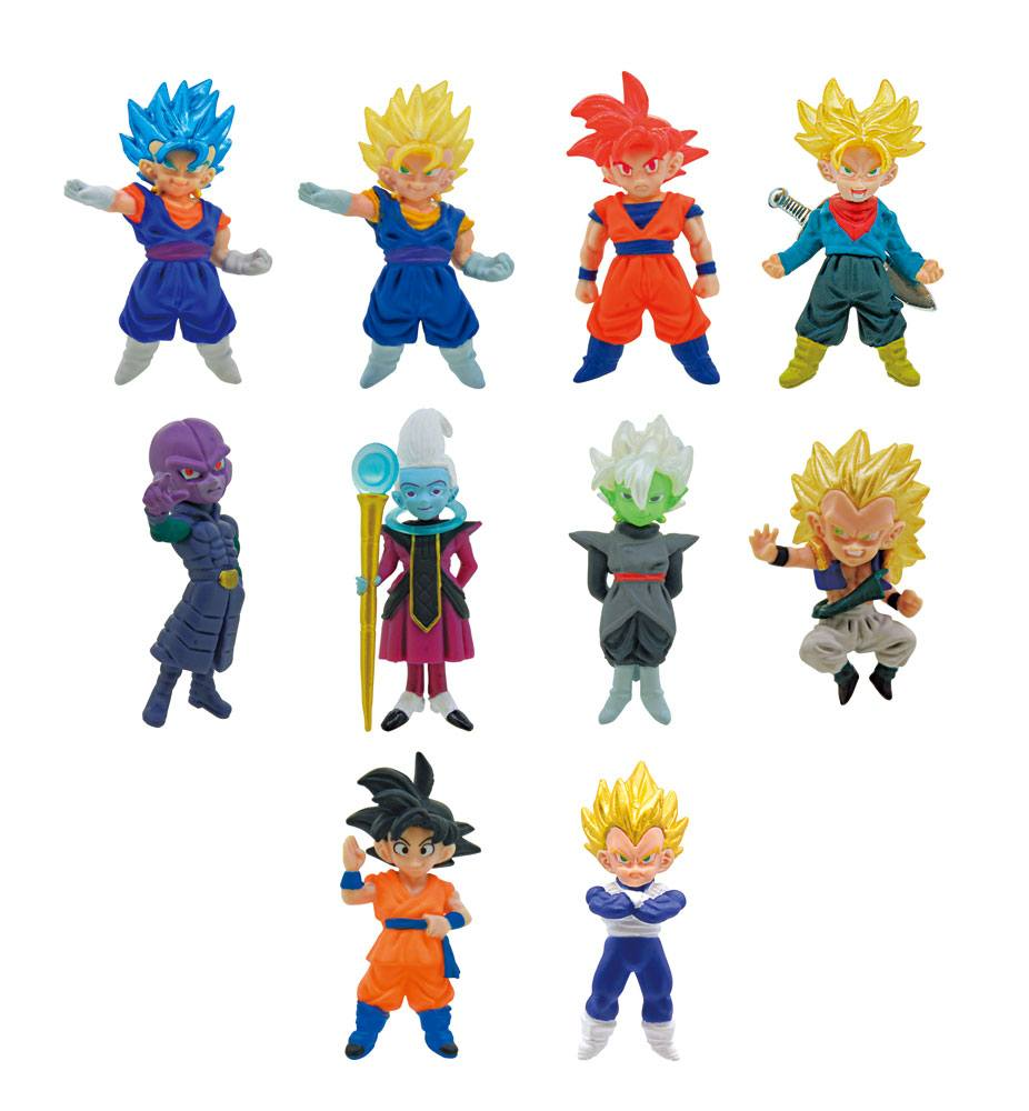 Dragon Ball Super Collectable Figures 5 cm Display Vol. 2 (24)