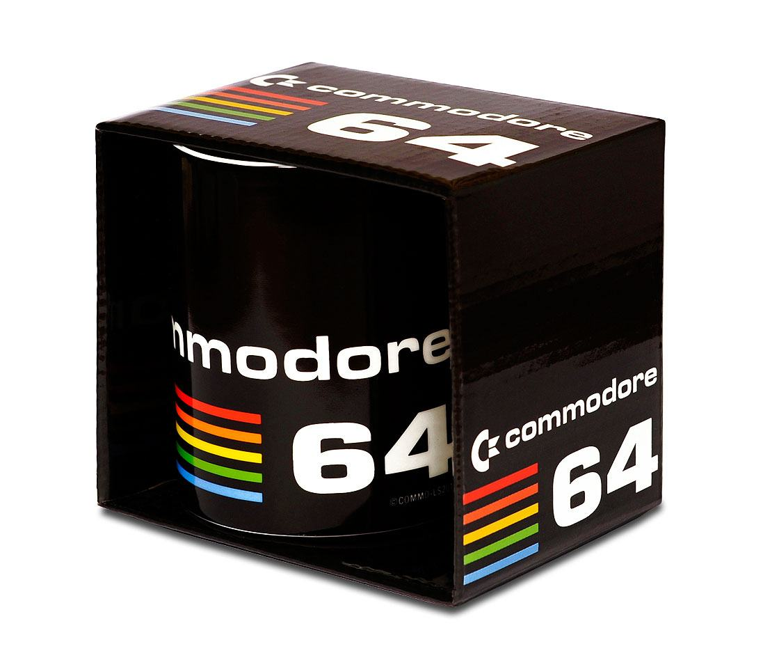 Commodore 64 Mug Commodore Colors