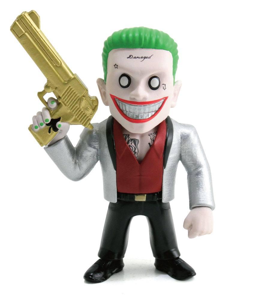 Suicide Squad Metals Diecast Mini Figure The Joker Boss 10 cm