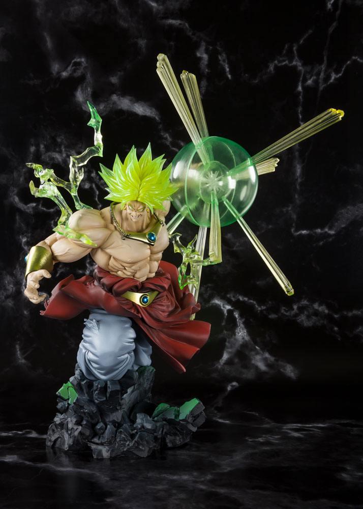 Dragonball Z FiguartsZERO PVC Statue Super Saiyan Broly Tamashii Web Exclusive 32 cm
