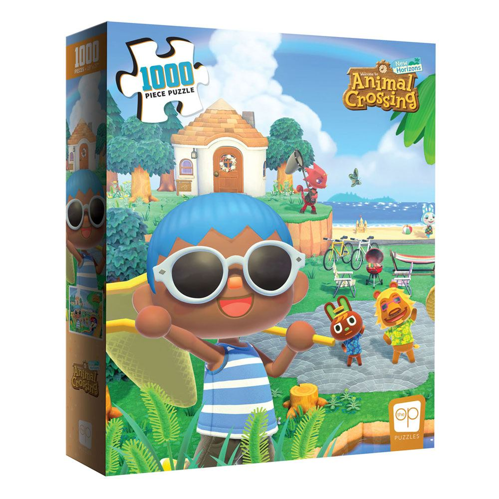 Animal Crossing New Horizons Jigsaw Puzzle Summer Fun (1000 pieces)