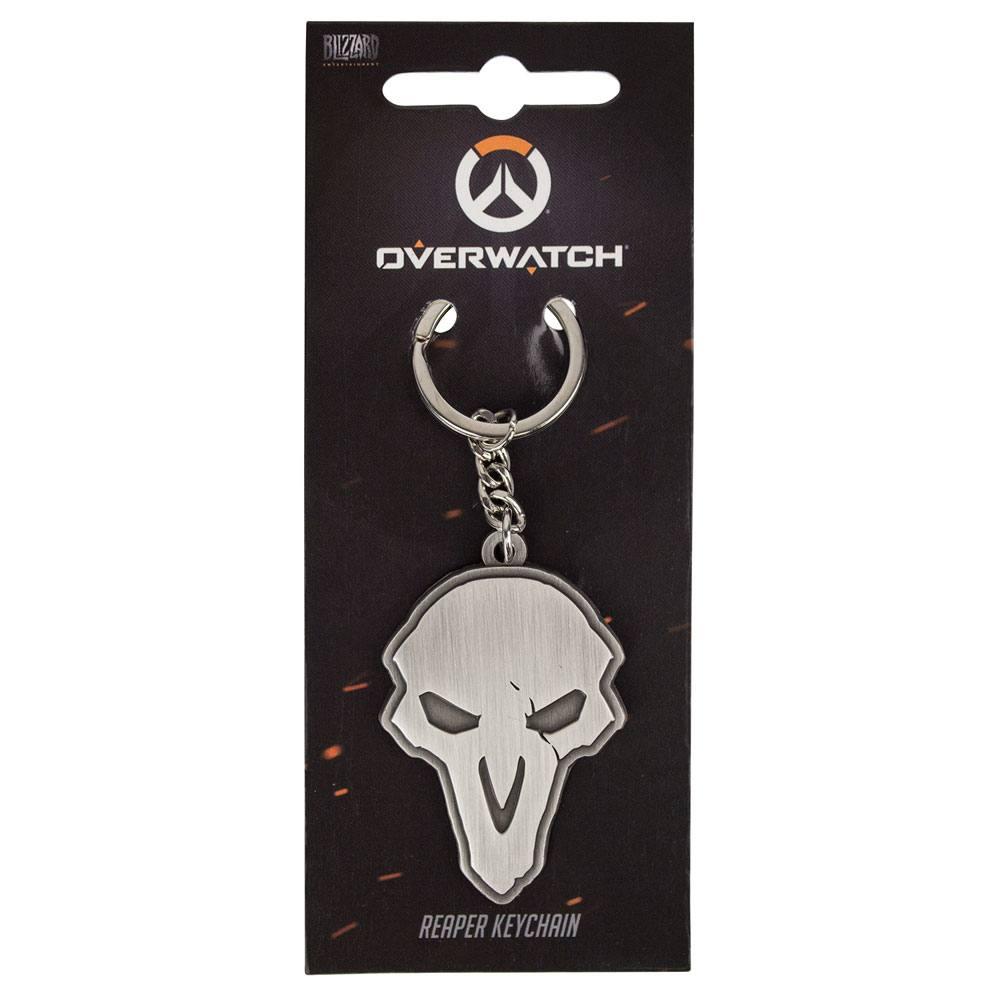 Overwatch Metal Keychain Reaper