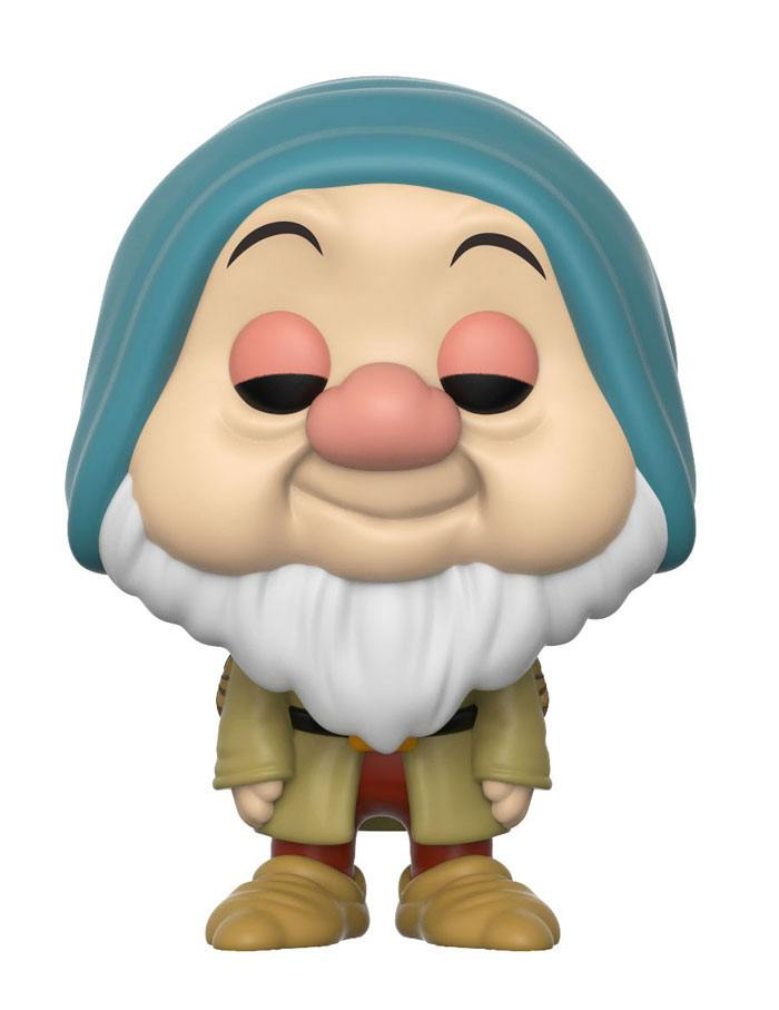 Snow White and the Seven Dwarfs POP! Disney Vinyl Figure Sleepy 9 cm