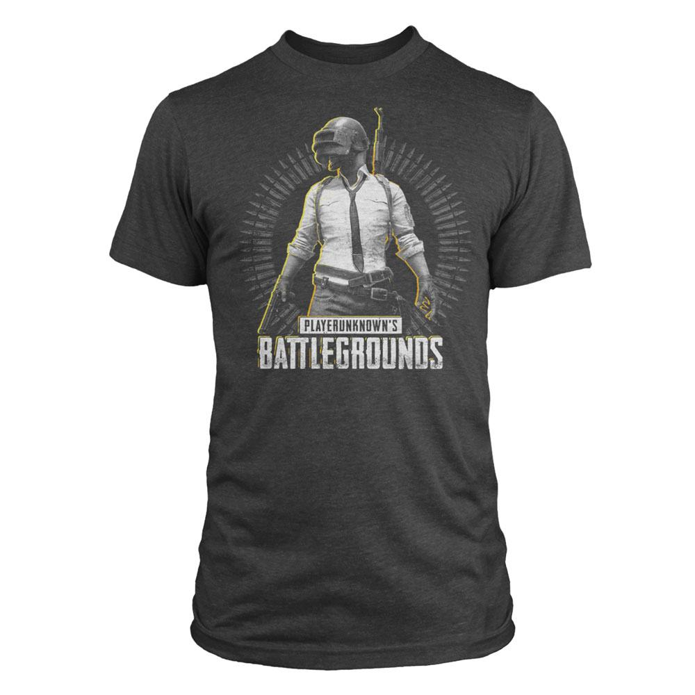 Playerunknown's Battlegrounds (PUBG) Premium T-Shirt Level 3 Size M