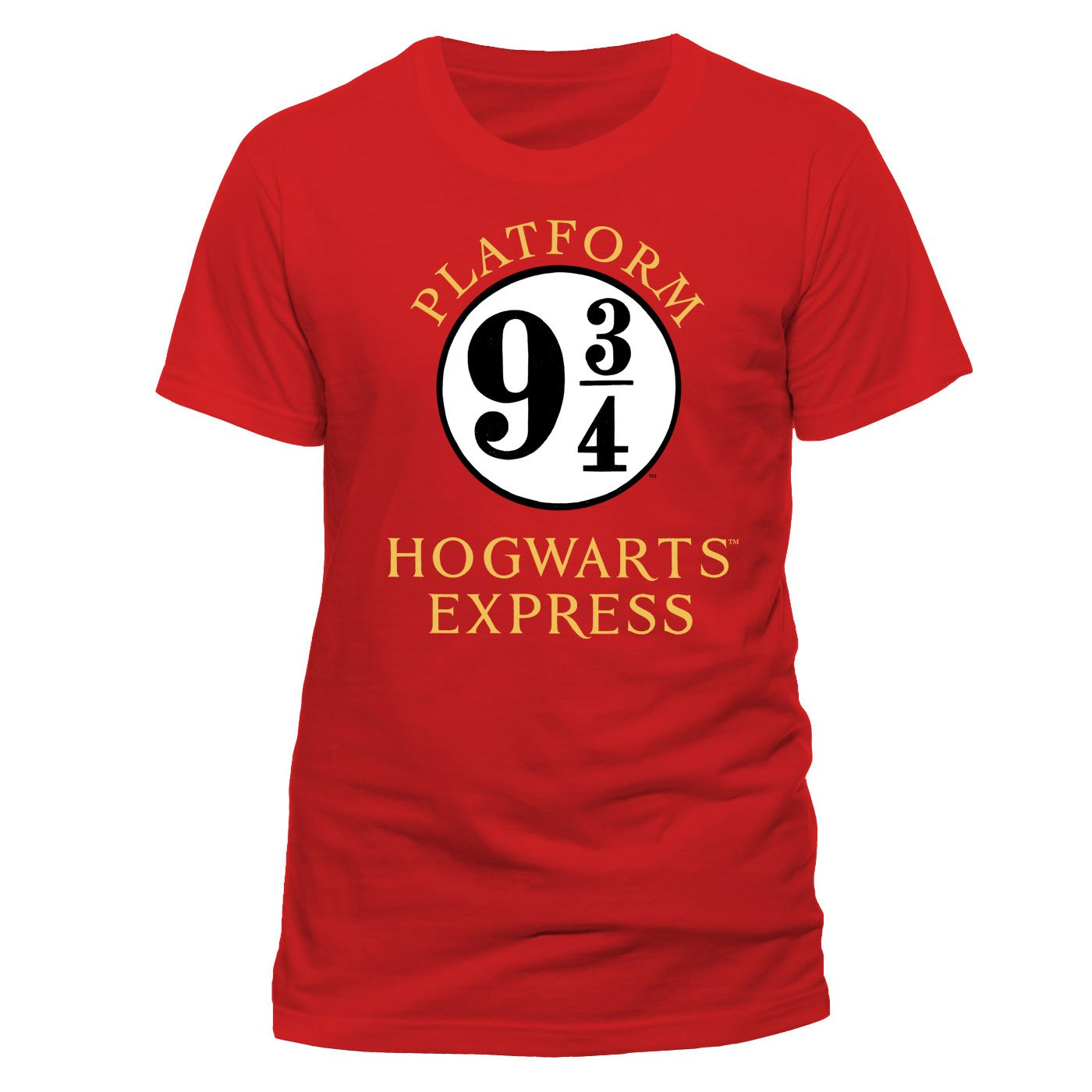 Harry Potter T-Shirt Platform 9 3/4 Size M