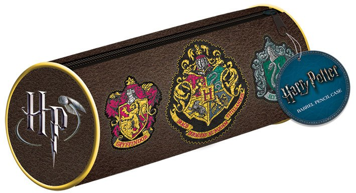 Harry Potter Pencil Case Crests