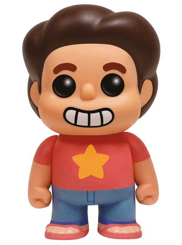 Steven Universe POP! Animation Vinyl Figure Steven 9 cm