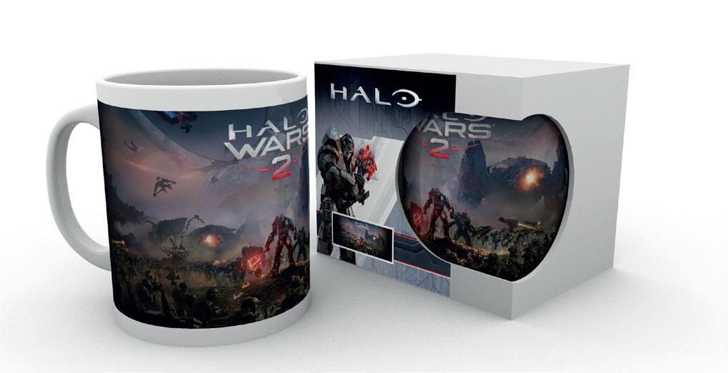 Halo Wars 2 Mug Key Art
