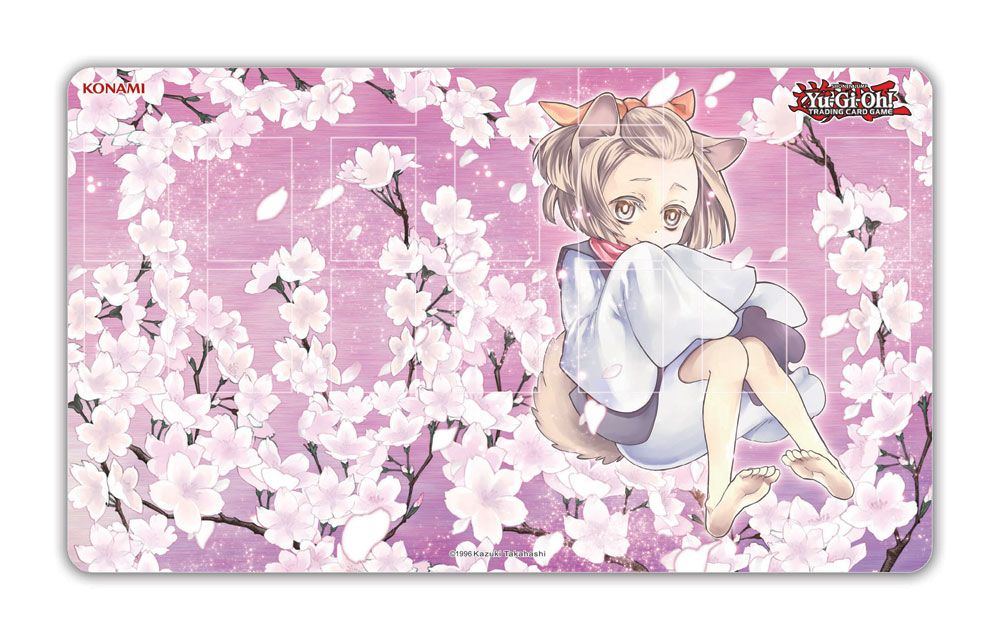 Yu-Gi-Oh! Play Mat Ash Blossom