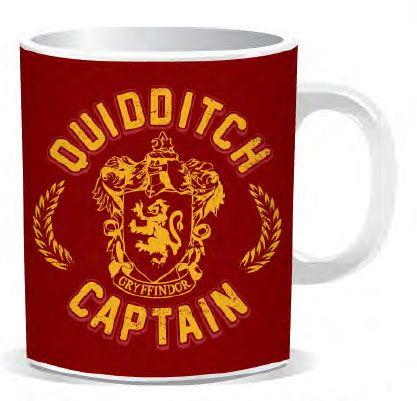 Harry Potter Mug Quidditch Captain