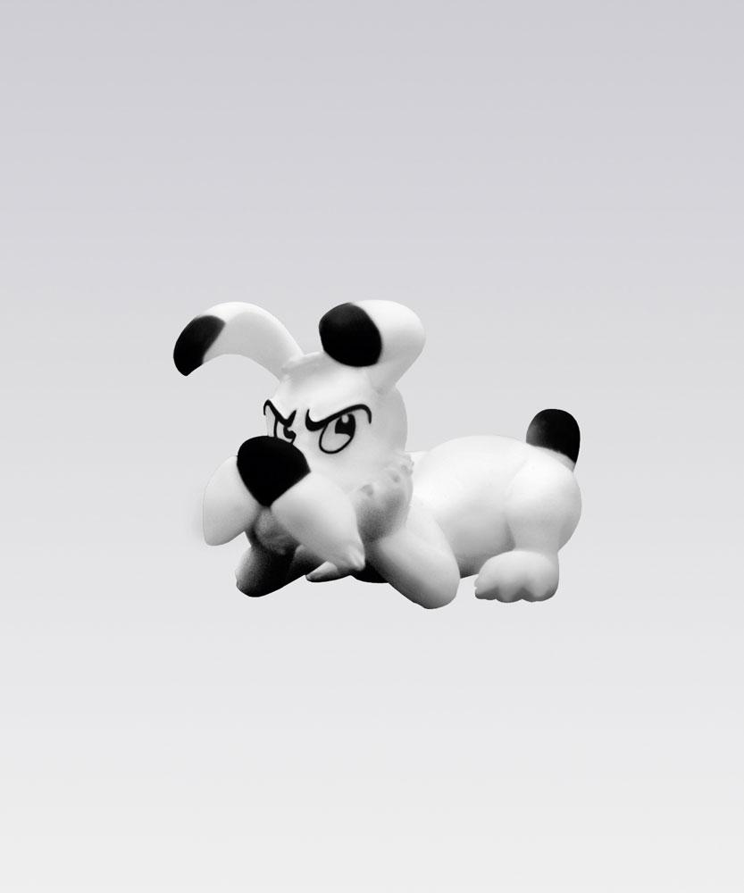 Asterix PVC Figure Dogmatix Grumpy 4 cm