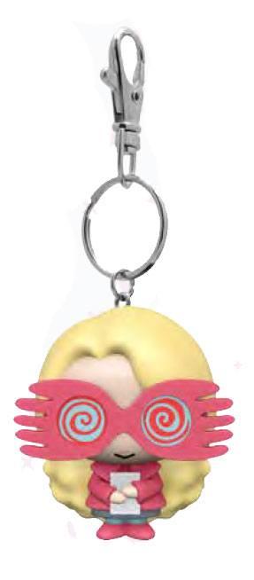 Harry Potter Chibi Mini Keychain Luna Lovegood 5 cm