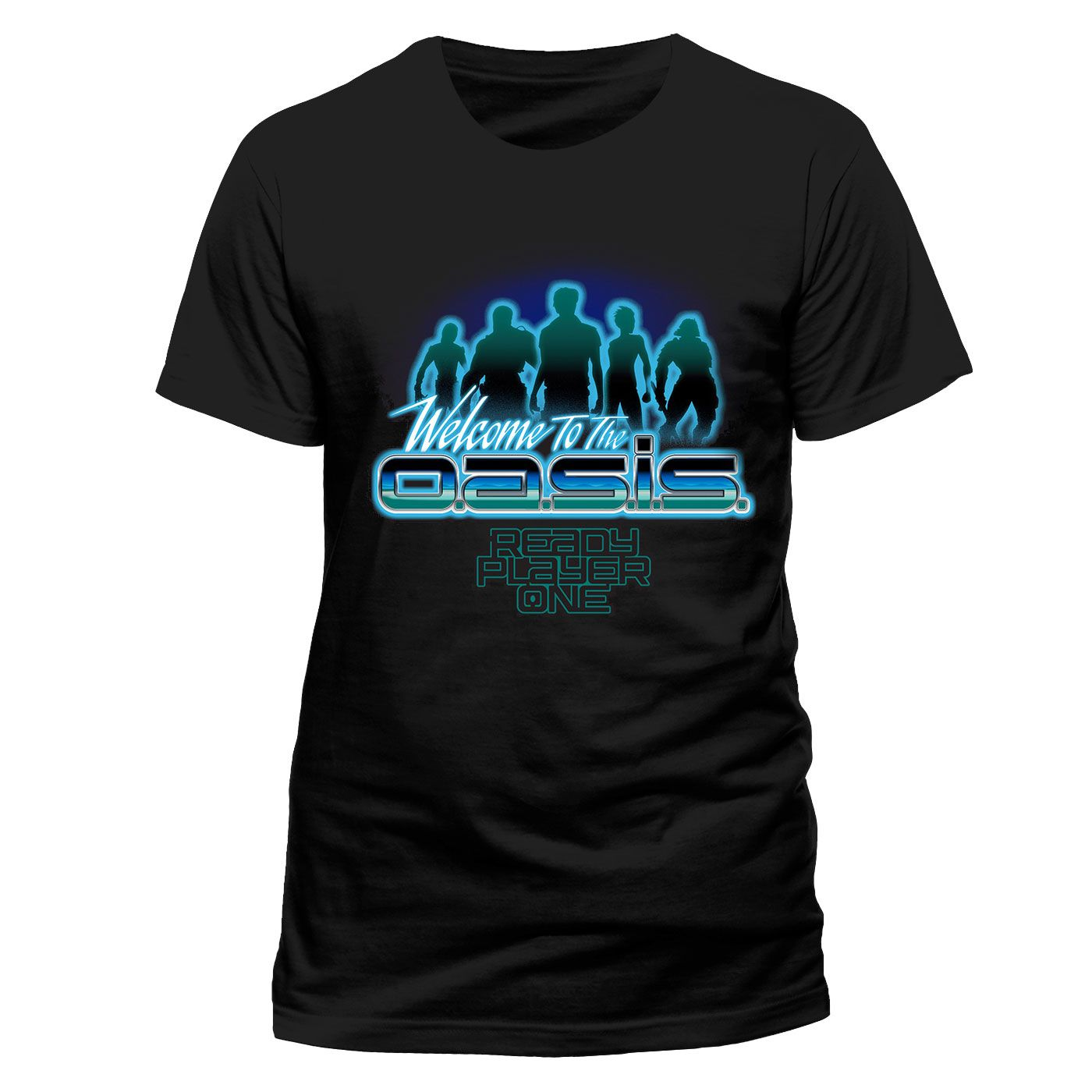Ready Player One T-Shirt Oasis Size M