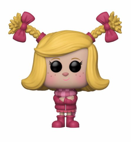 The Grinch 2018 POP! Movies Vinyl Figure Cindy Lou Who 9 cm
