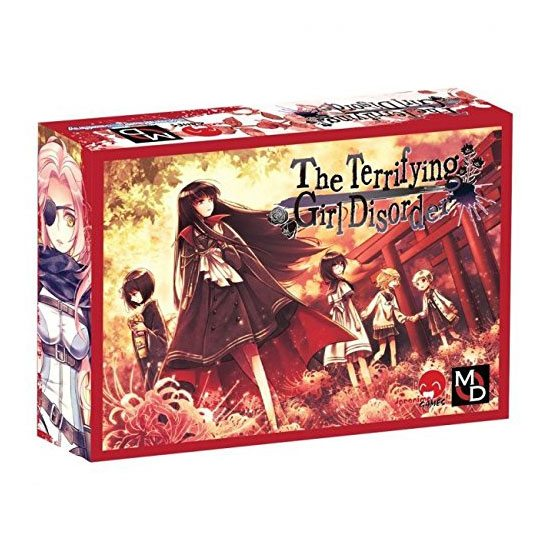 The Terrifying Girl Disorder Collecting Card Game *English Version*