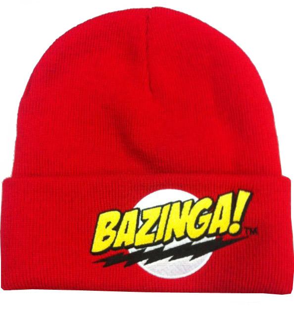 The Big Bang Theory Beanie Bazinga