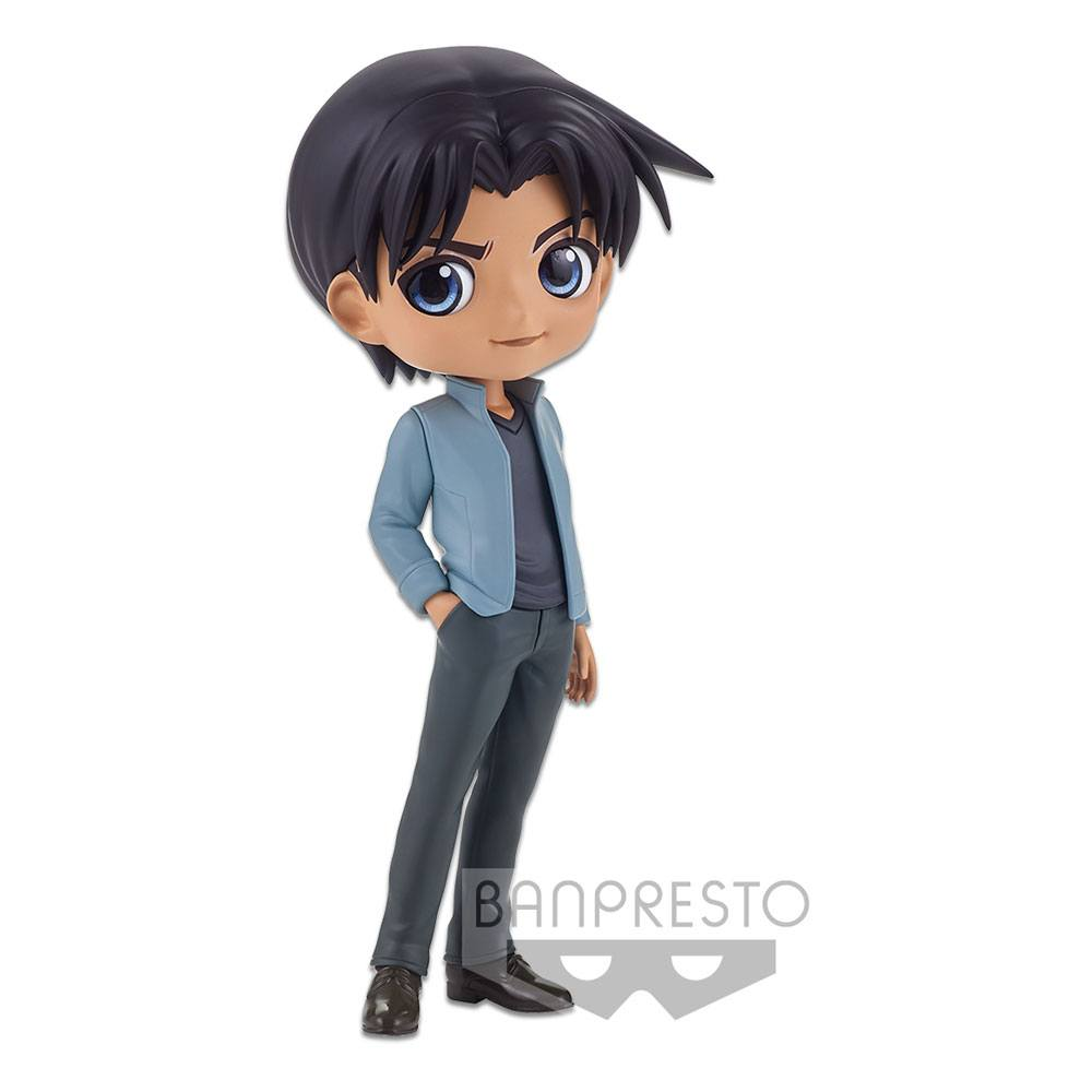 Case Closed Q Posket Mini Figure Heiji Hattori Ver. B 14 cm