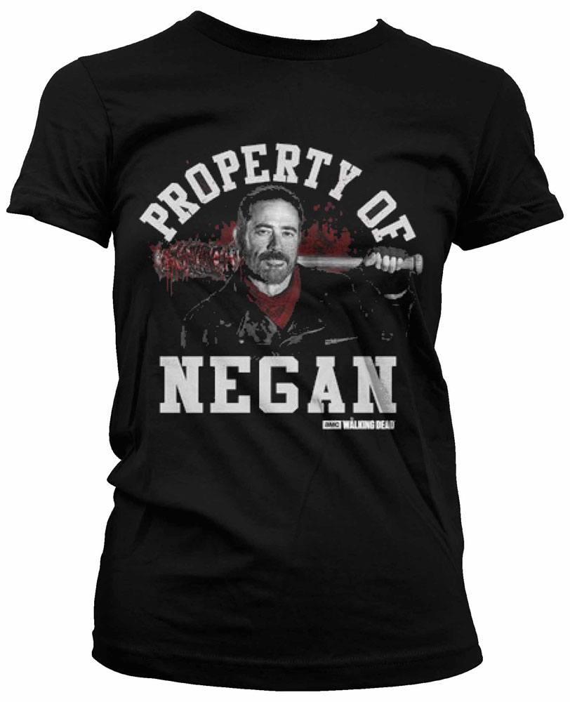 The Walking Dead T-Shirt Property of Negan Size L