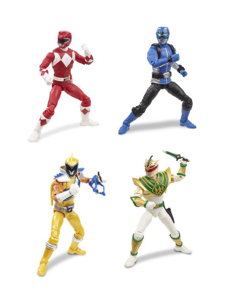 Power Rangers Lightning Collection Action Figures 15 cm 2019 Wave 3 Assortment (8)