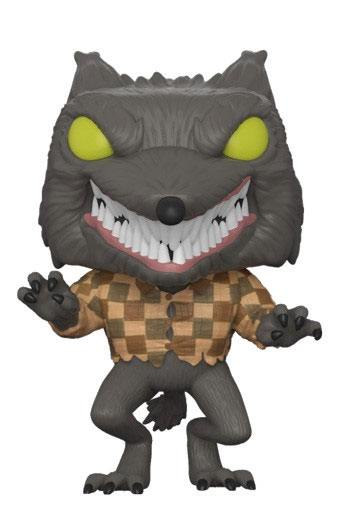 Nightmare Before Christmas POP! Disney Vinyl Figure Speciality Series Wolfman 9 cm