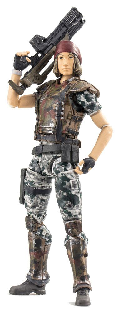 Aliens Colonial Marines Action Figure 1/18 Redding Previews Exclusive 10 cm