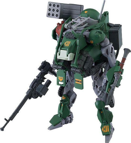 OBSOLETE Moderoid Plastic Model Kit 1/35 RSC Armored Trooper EXOFRAM 9 cm