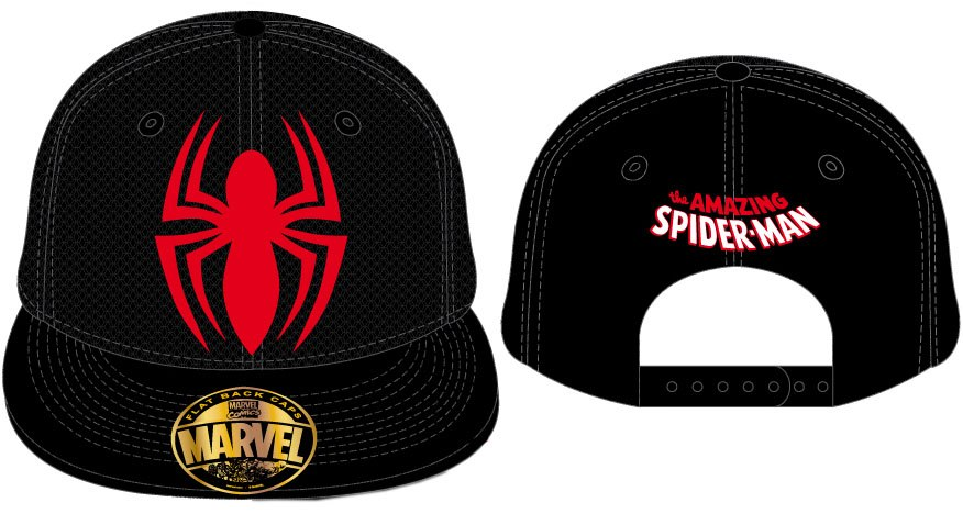 Spider-Man Adjustable Cap Red Spider