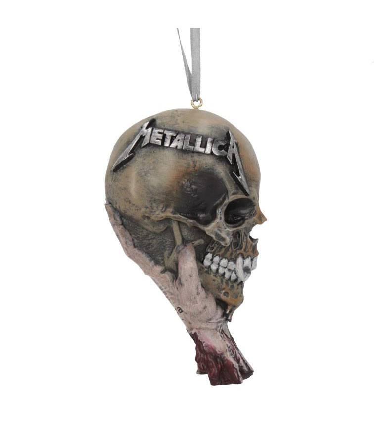Metallica Hanging Tree Ornaments Sad But True Case (6)
