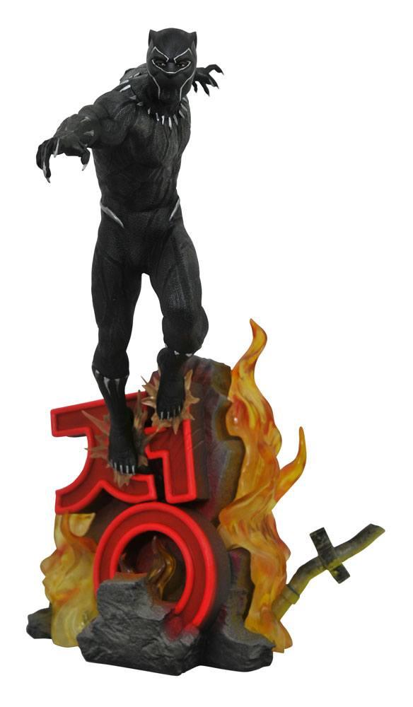 Black Panther Marvel Movie Premier Collection Statue Black Panther 40 cm
