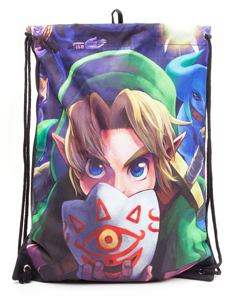Nintendo Zelda Majora's Mask Gymtas