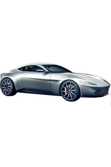 James Bond Spectre Diecast Modell 1/18 Aston Martin DB10 Hotwheels Elite Edition