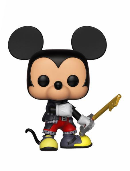 Kingdom Hearts 3 POP! Disney Vinyl Figure Mickey 9 cm
