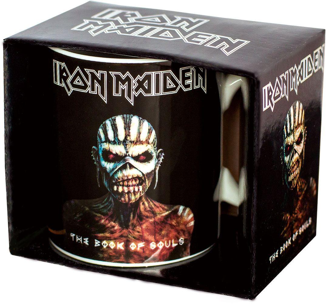 Iron Maiden Mug The Book of Souls