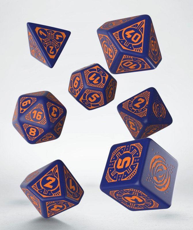 Starfinder Dice Set Dead Suns (7)