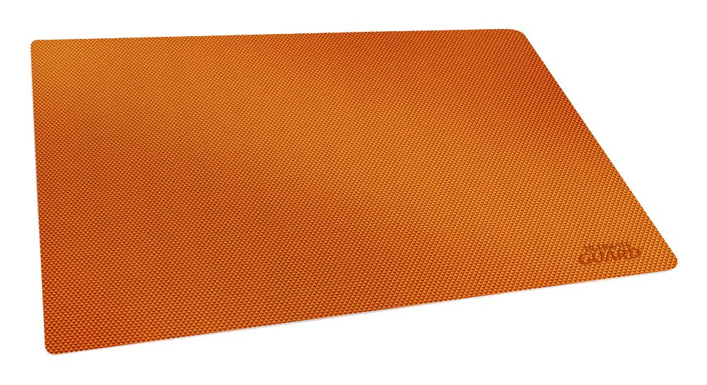 Ultimate Guard Play-Mat XenoSkin™ Edition Orange 61 x 35 cm